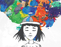 Children's Book: Ling My Friend