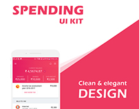 Spending UI KIT