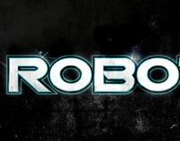 Robotech Logo Reissue