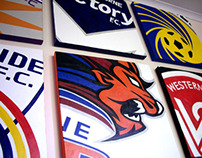 A-League Paintings