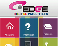 EDGE Digital Wall TIles Products Catalogue