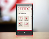 The Michelin Guide Restaurants - Windows Phone