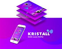 Kristall App prototype