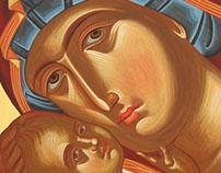 Παναγία Βρεφοκρατούσα (Virgin and Child)
