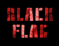 BLACK FLAG a typeface for democratic revolution