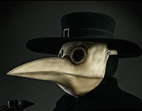 Plague Doctor - Médico de la Peste