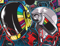 Legacy - Daft Punk tribute