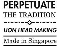 Perpetuate The Tradition \\ Lion Head Making