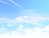 Cloudscapes Sketchbook