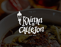 Kainan sa Callejon | Brand Identity