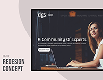 DGS - Web Design