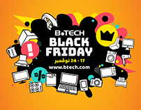 B.TECH Black Friday 2017