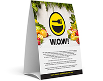 W.O.W! - We Order Well