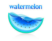 Water Melon style