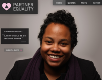 Partner Equality Web Site