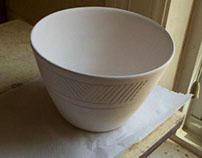 eastern native american bowl