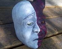 mask in progress