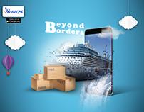 iHomers APP ( Beyond Borders )