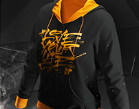 Women Hoodie Mock-up / Animated Mock-ups