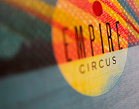 Empire Circus Music Package Design