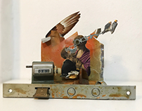Collagetto XVII