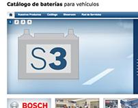 Catálogos Bosch Ecuador