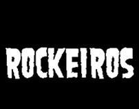Rockeiros - Tirinhas