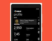 Fubles - Windows Phone 7, 8