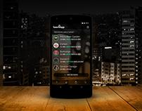 beerMapp / mobile app (Mapa cervecero de Rosario)