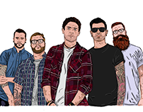 The Color Morale Digital Portrait