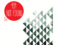 404 NOT FOUND #01