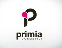 Branding // Primia Cosmetici