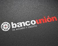 Banco Union - Identidad Corporativa