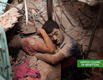 Benetton Bangladesh (picture: Taslima Akhter)