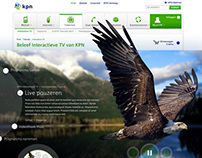KPN 2011 Various Visual Interaction Design Web