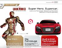Audi Iron Man 3 Special
