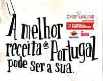 Correio da Manhã -portuguese recipe constest