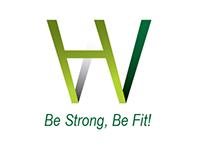 Healthy Wayz Camp Brand Identity