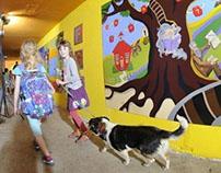 Van Go Tunnel Mural