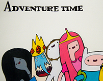 COVER THE COVER! --- MADNESS & ADVENTURE·TIME