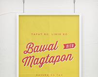 Bawal Dito Magtapon