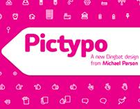 Pictypo typeface