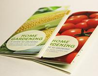 Home Gardening Brochures