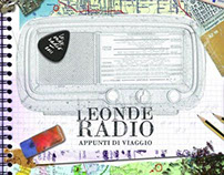 """LE ONDE RADIO"" // Cover CD & Spot"