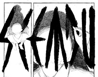 "Graphic Novel ""Bóng - Sceadu"""