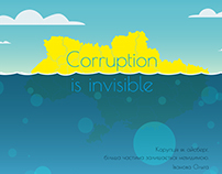 Corruption is invisible