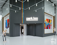 Park Inn events space