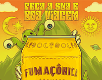 Fumaçonica Brewery - Poster and flyers