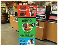 Home Depot - Food Service Rolling Kiosk