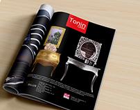 Furniture Store Magazine Advertising   Bulgaria